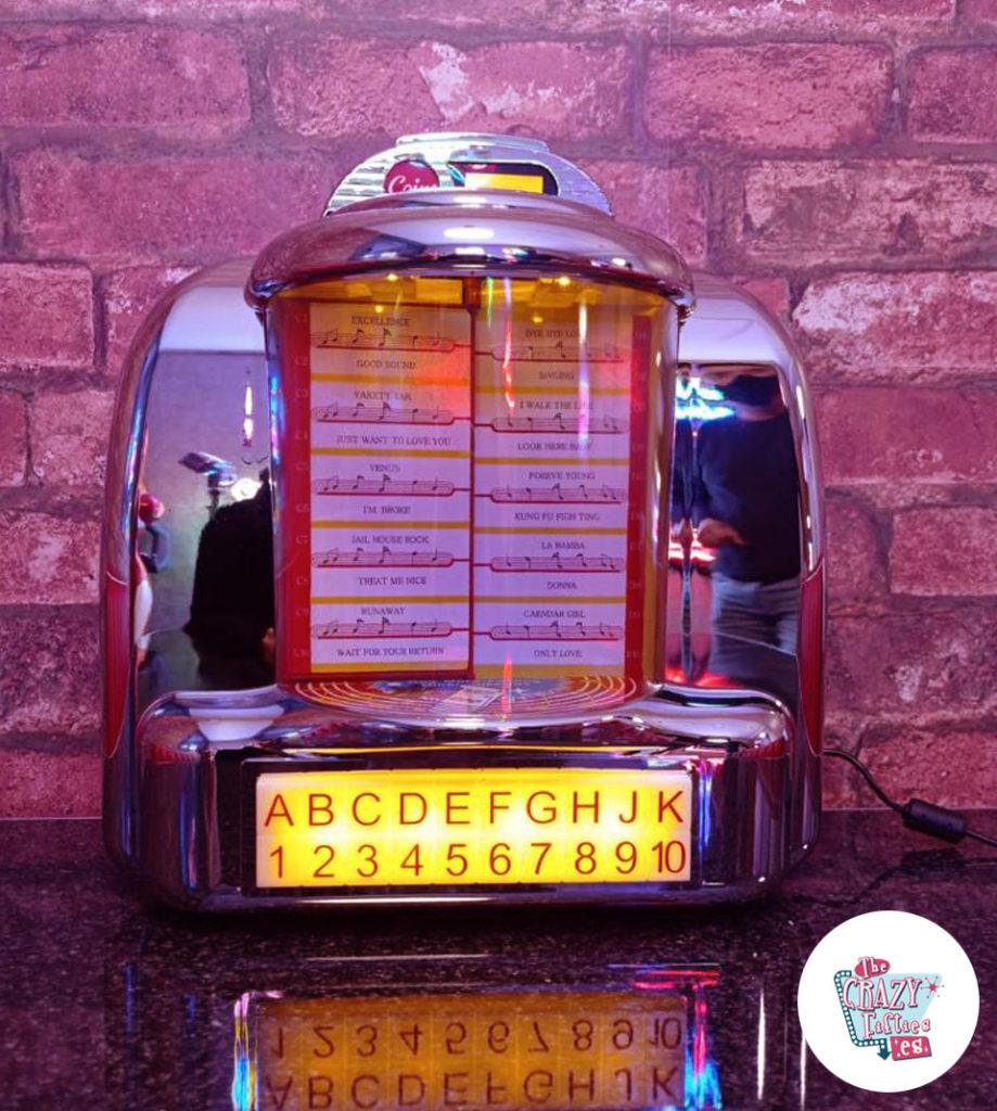 Jukebox Diner Wallbox