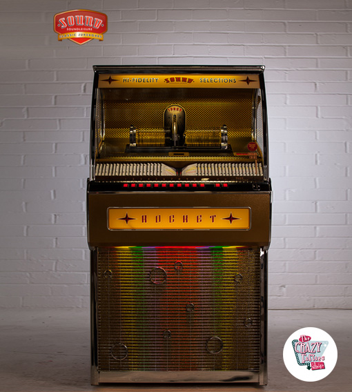 Jukebox Rocket 88