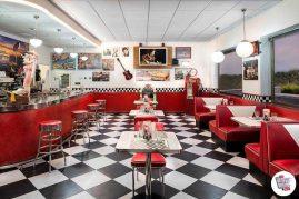 Restaurant américain