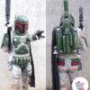 Figur Dekorasjon Tematisk Star Wars Boba Fett dobbel