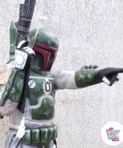 Figur Dekorasjon Tematisk Star Wars Boba Fett igjen