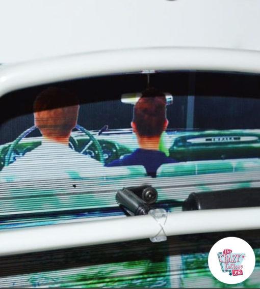 "Neon 50's Drive In ""Wild One"" driverplakat"