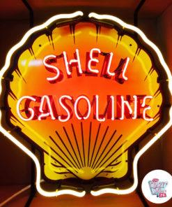 Neon Shell-plakat