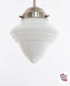 Vintage Acorn Lamp 16
