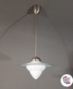 Vintage Acorn Lamp 16 S