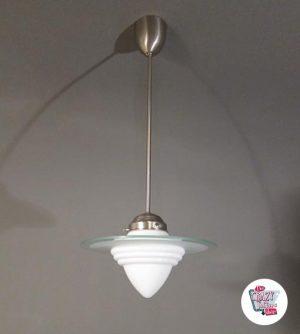 Lâmpada de bolota vintage 16 S