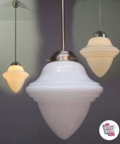 Vintage Acorn Lamp 27