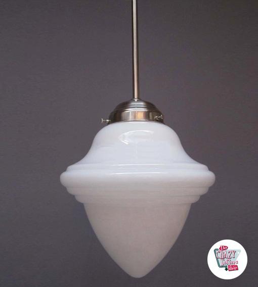 Vintage Eichel Lampe 27