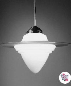 Vintage Acorn Lamp 27 S