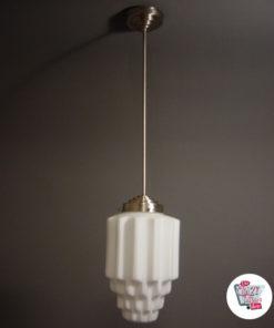 Vintage lampe HOe-4020-10