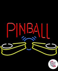Retro Neon Sign Pinball