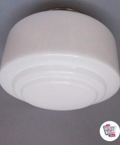Vintage loftlampe O-4287-10
