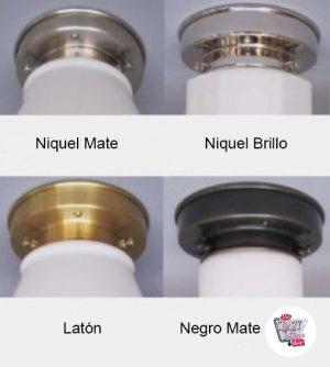Opções concluídas Retro Lamps