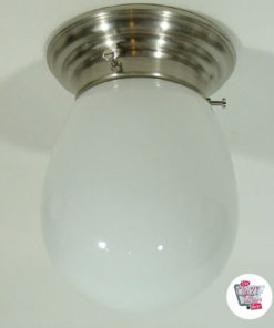 Vintage ceiling lamp O-4204-8MP