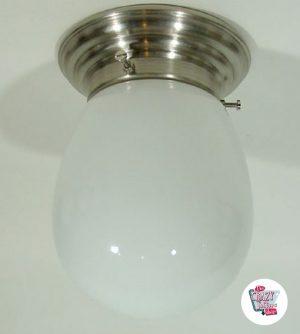 Luminária de teto vintage O-4204-8MP
