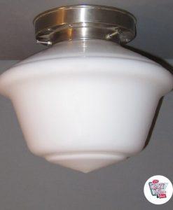Vintage taklampe O-4294-10