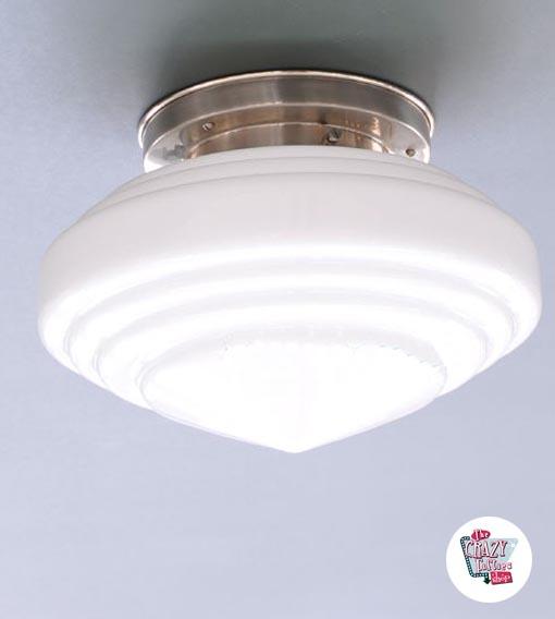 Vintage loftlampe O-940-12