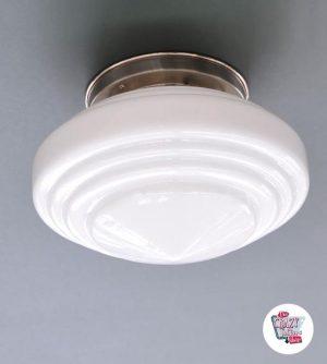 Luminária de teto vintage O-940-12