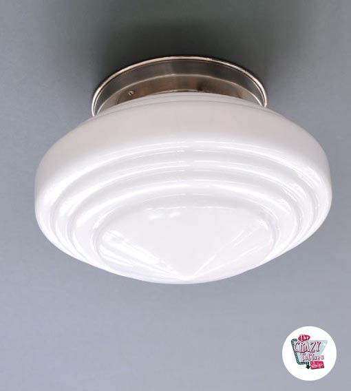 Vintage taklampe O-940-12