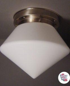 Vintage taklampe Oe-2555-15