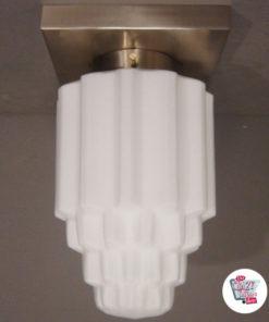 Vintage loftlampe Oe-4020-10-P-200k