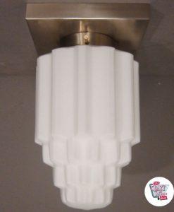 Vintage taklampe Oe-4020-10-P-200k