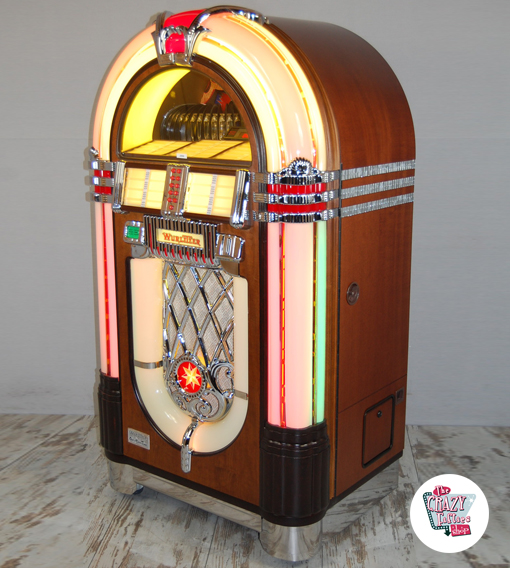 Wurlitzer OMT professionale jukebox in affitto