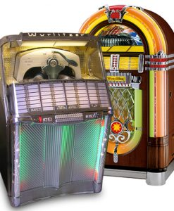 Sale Jukebox Retro, large catalog from 249 €