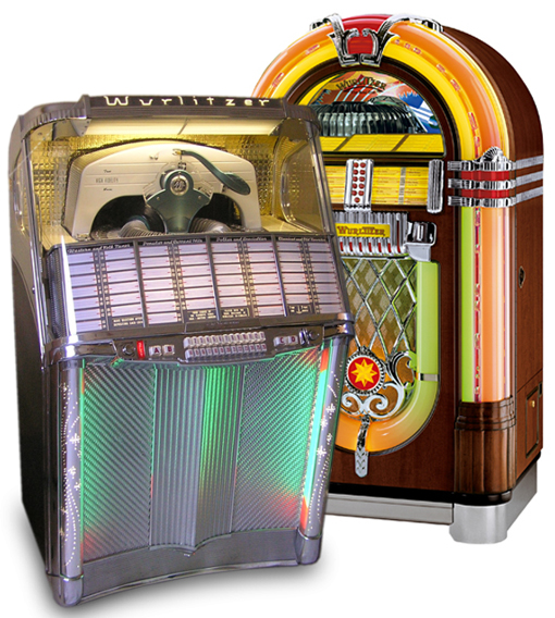 Hypermoderne Jukebox Til Salg RP47 | Congregationshiratshalom UF-53