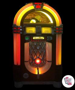 Wurlitzer OMT Jukebox sans restaurer
