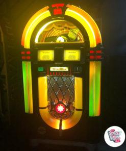 Wurlitzer OMT Jukebox uten å gjenopprette