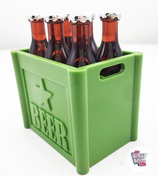 Spisepinner forrett øl