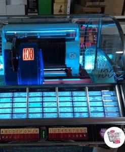 Seeburg HF100 G Jukebox uten å gjenopprette arbeid