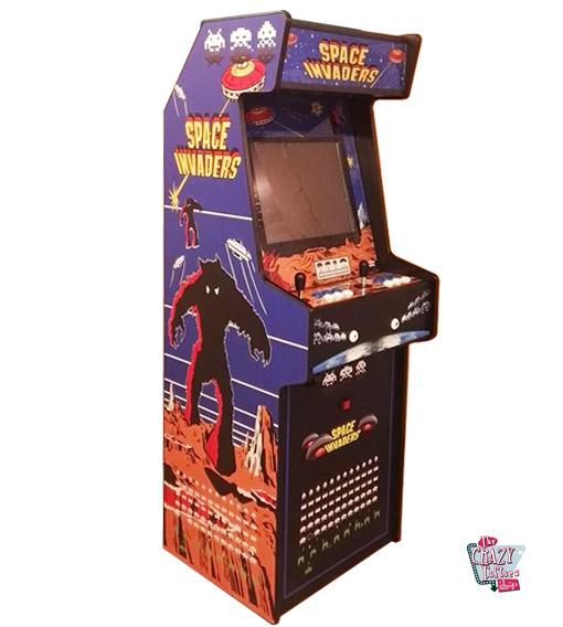 Klasik Oyun Salonu Makinesi