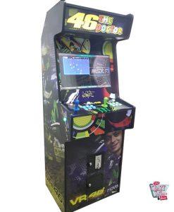 Klasik Oyun Salonu Makinesi Semipro