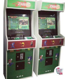 Máquina de Arcade Clássico Pro