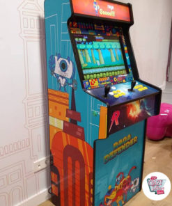 Lowboy Arcade Machine