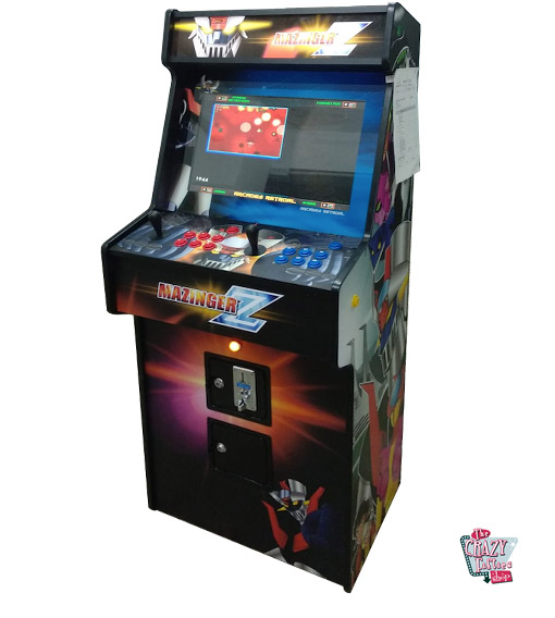 Lowboy Pro Arcade Machine
