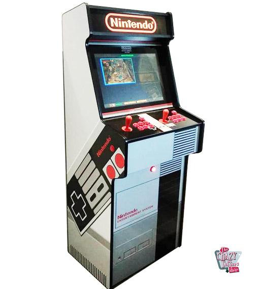 Maquina Arcade Lowboy