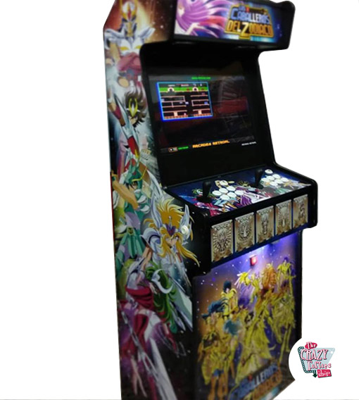 Maquina Arcade Slim