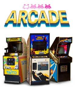Máquinas de Arcade