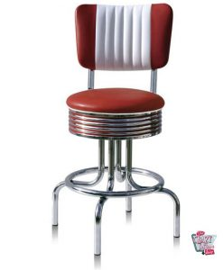 Stool Diner American BS2866CB