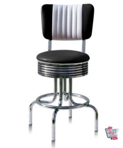 Stool Diner American BS2866CB