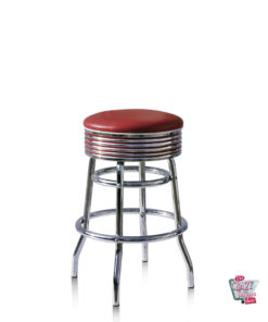 Stool Retro American Diner BS2966