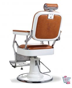 Backrest Luxury Barber Chair