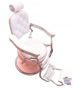 Hairdressing armchair Classic Lux Princess frontal