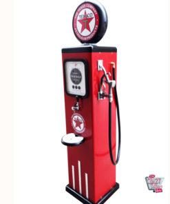 Pompe à essence avec robinet distributeur de bière