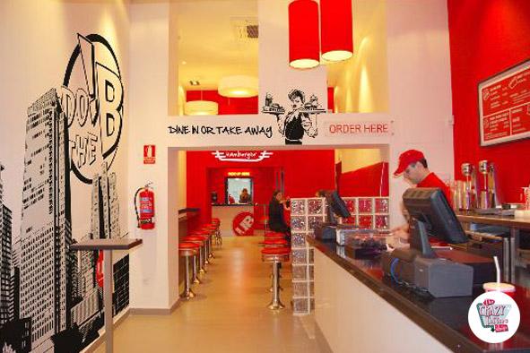 American Burger Urban Diner