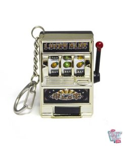 Slot machine de chaveiro