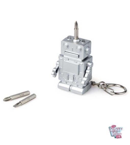Schlüsselbund Roboter-Schraubendreher